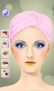 Fashion Salon - girls games - screenshot thumbnail