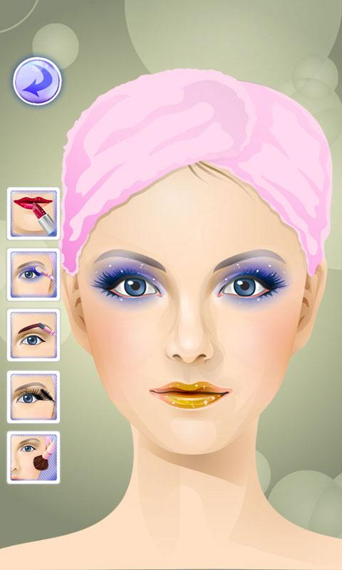 Fashion Salon - girls games - screenshot