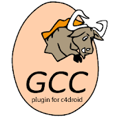 GCC plugin for C4droid C++ IDE