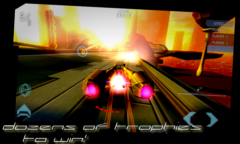 Fury Racing 3D Real Speed - screenshot