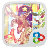 Fairy Tale GO Launcher Theme