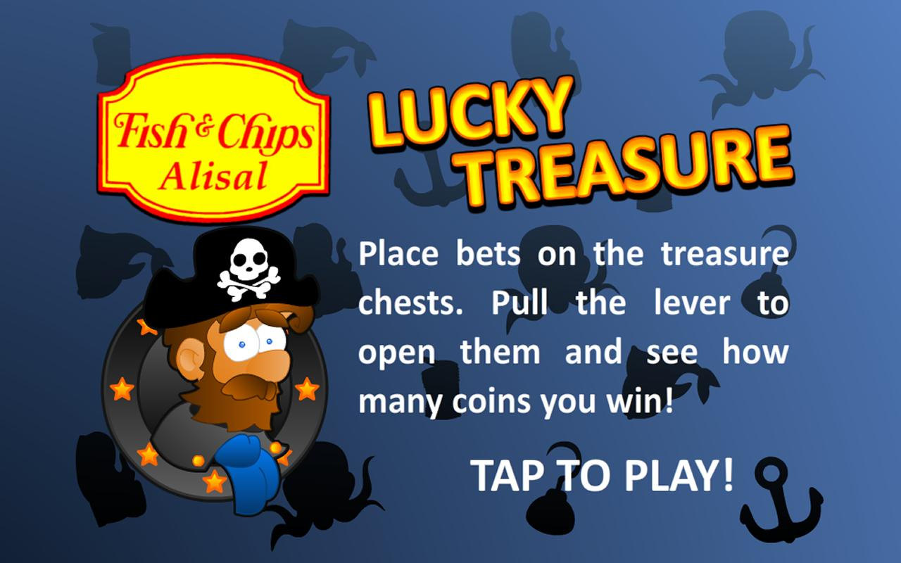 Lucky Treasure- screenshot
