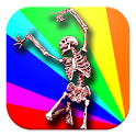 Toddler 3D Skeleton Dance Kids icon