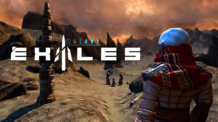 EXILES v2.5 APK