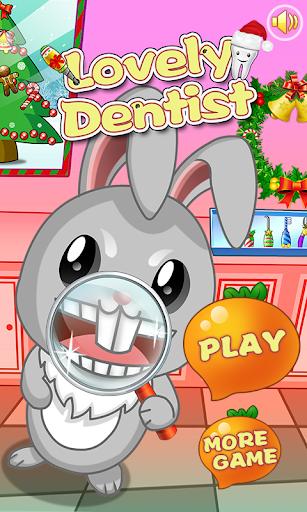 可愛牙醫診所 - 聖誕版