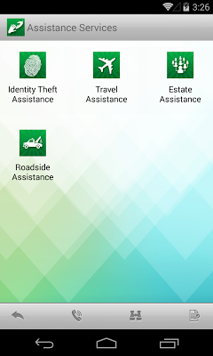 Desjardins Assistance Services - screenshot
