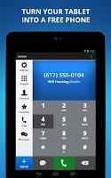 Screenshot of Talkatone free calls & texting