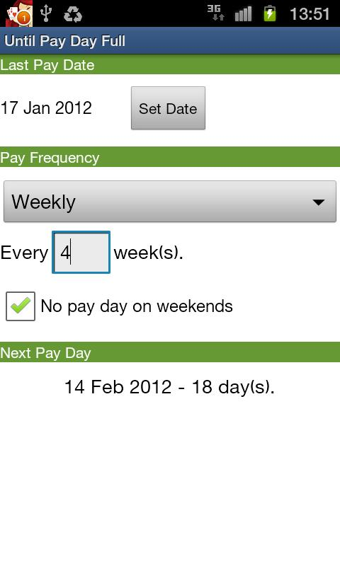 Until Pay Day Full - screenshot