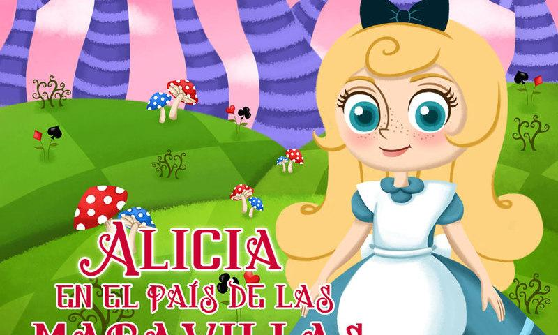 Alicia en el Pais Maravillas- screenshot