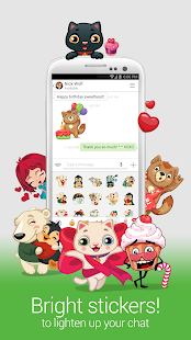 ICQ- Free chat and video calls - screenshot thumbnail