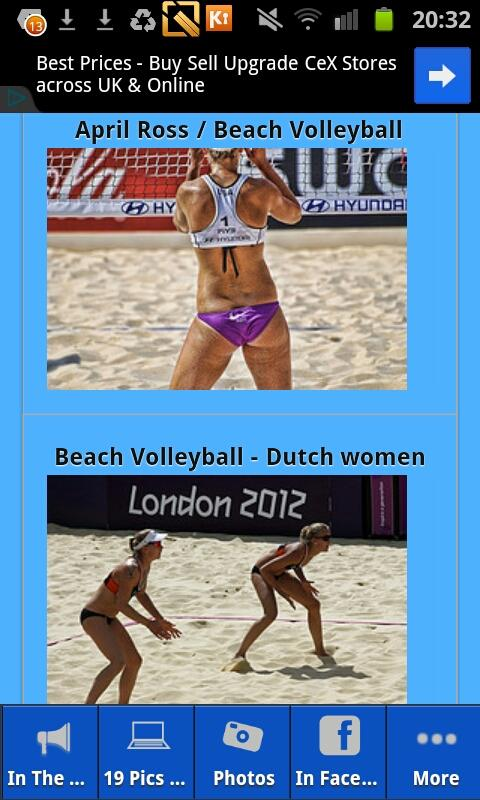 Women Beach VolleyBall - screenshot