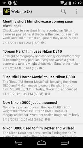 Nikon Films