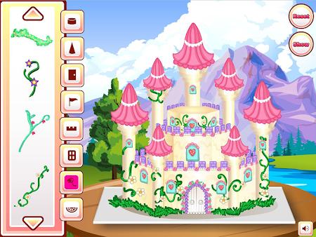 Princess Castle Cake Cooking 3.0.1 screenshot 525267