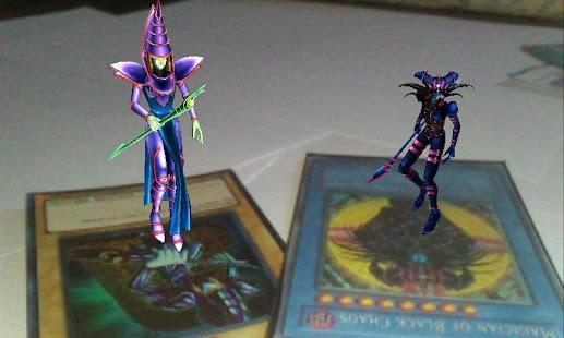 [Yu-Gi-Oh! Dueling AndroDisc] Screenshot 3