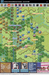 Civil War Battles - Peninsula- screenshot thumbnail