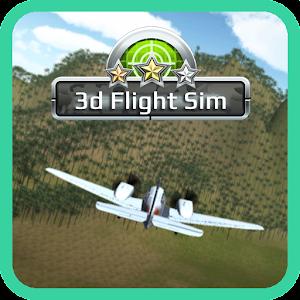 3D Flight Sim 模擬 App Store-愛順發玩APP