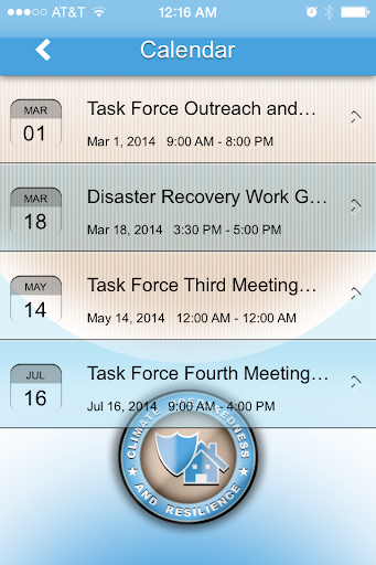 【免費書籍App】Climate Preparedness TaskForce-APP點子