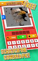 Screenshot of Scratch Quiz
