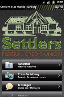 Settlers FCU Mobile Banking - screenshot thumbnail