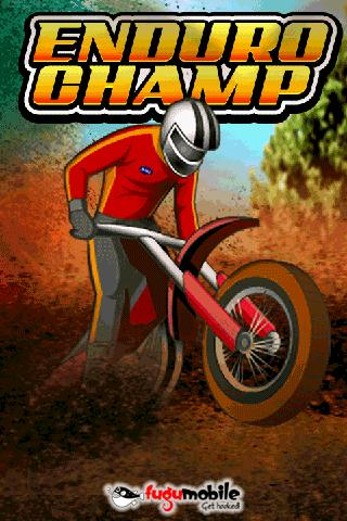 Enduro Champ - screenshot