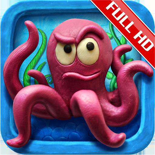 Underwater Clay Match HD LOGO-APP點子