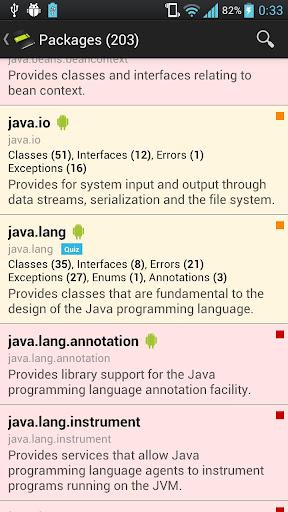 Javadoc Reader Lite