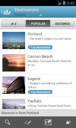 Oregon Travel Guide by Triposo