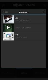 Samsung Smart TV Now - screenshot thumbnail