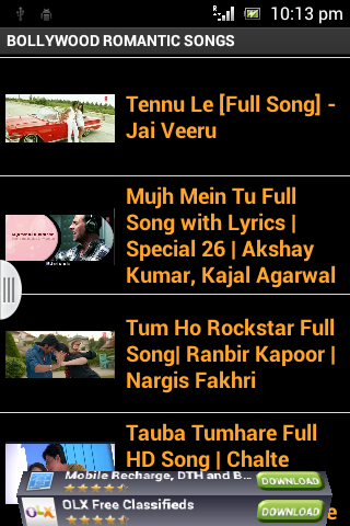 HINDI SONGS HD
