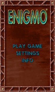 Enigmo- screenshot thumbnail