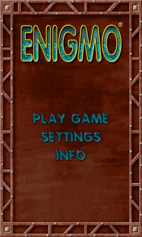Enigmo- screenshot