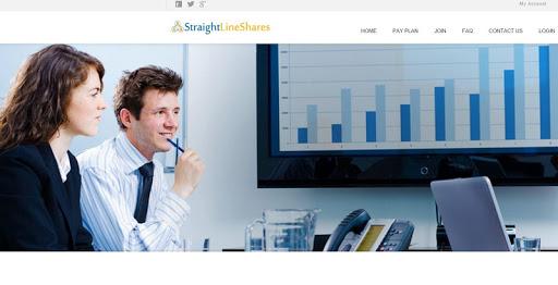 【免費商業App】Straight Line Shares-APP點子
