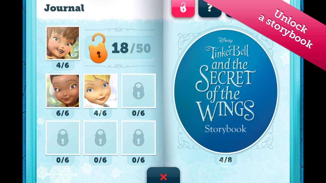 Disney Fairies: Lost & Found screenshot #5