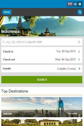 Indonesia Hotel Discount