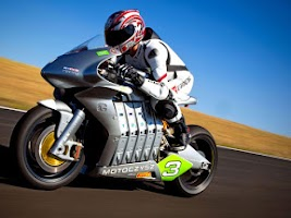 Screenshot of Nitro Moto Racing 2014