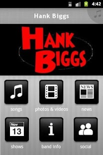 Hank Biggs - screenshot thumbnail