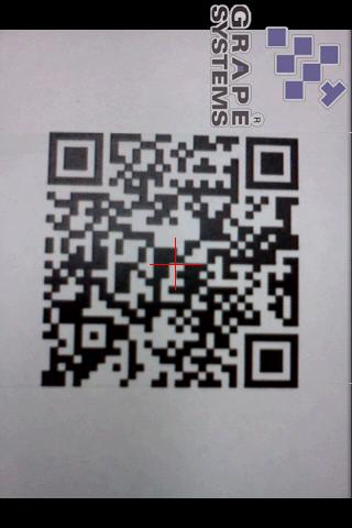 GR-QR/Reader- screenshot