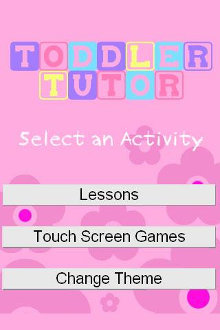Toddler Tutor Trial - screenshot