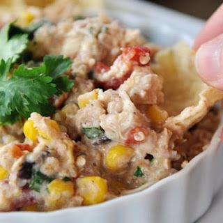 Creamy Tex-Mex Quinoa Dippers.