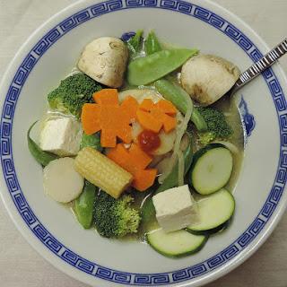 Tom Kha Soup!