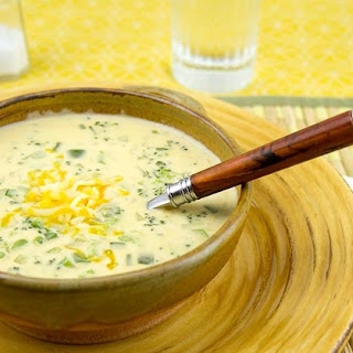Broccoli Cheddar Soup.