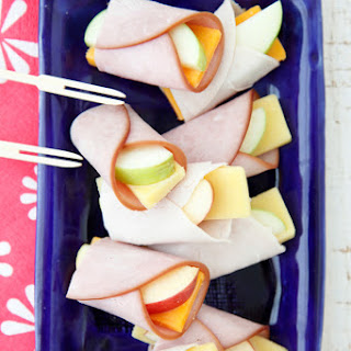 Apple Cheese Wraps