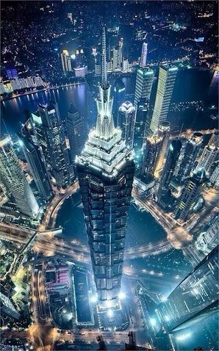 Dubai Night Live Wallpaper HQ