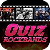 Rock Bands And Music Quiz