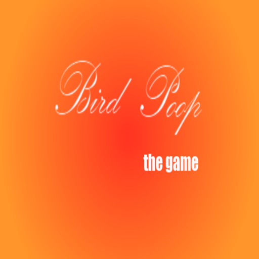 Bird poop the game LOGO-APP點子
