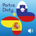 PortosDicty Español Esloveno icon