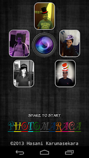 PhotoMaraca - screenshot thumbnail