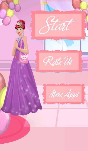 Party Princess Dress up Games