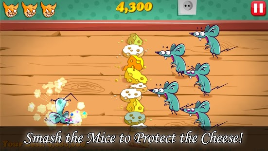 Mouse Smasher FREE Game- screenshot thumbnail