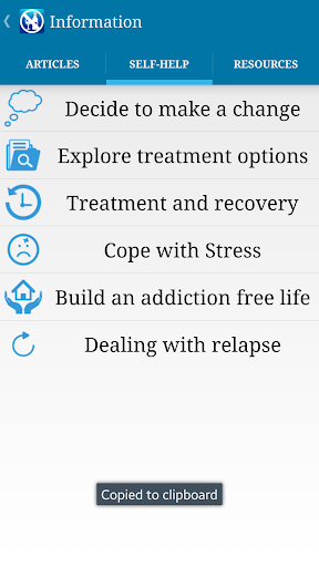 Rehapp app (apk) free download for Android/PC/Windows screenshot